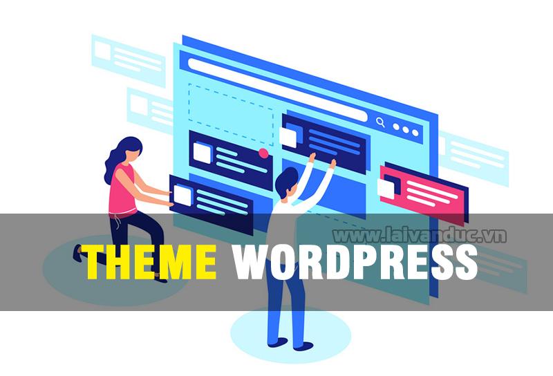 Đổi Theme WordPress hướng dẫn cơ bản cho người mới