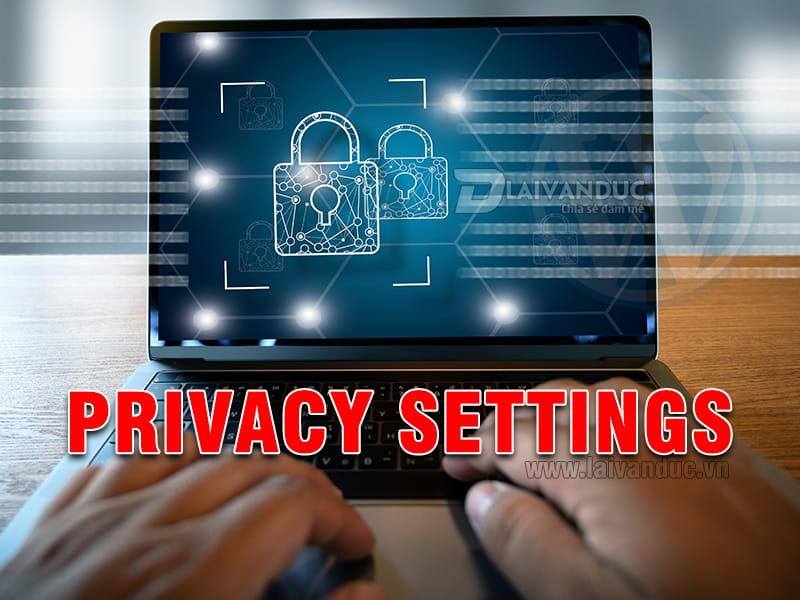 Privacy Settings | Cài đặt Quyền Riêng Tư trong WordPress