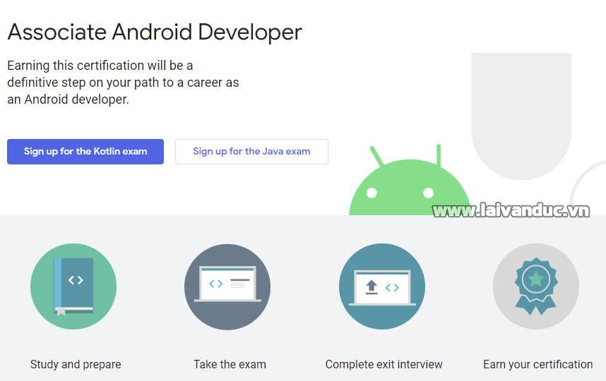 Google Android Training
